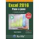 Excel 2016. Paso a paso (2 ed. actualizada) + 70 ejercicios y ejemplos prácticos