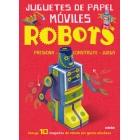 Juguetes de papel móviles ROBOTS