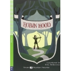 Young ELI Readers - Robin Hood + Audio-CD - Stage 4 - A2 Flyers