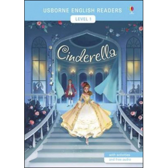 Cinderella (Usborne English Readers Level 1 A1)