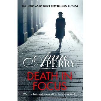 Death In Focus (elena Standish Book 1)