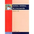 Manual general de evaluación