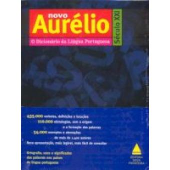 Novo Aurélio o Dicionário da língua Portuguesa