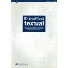 El significat textual