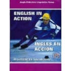 English in Action / Inglés en acción (prácticas de Vocabulario)