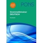 PONS Grammatiktrainer. Übungsgrammatik mit Lösungen