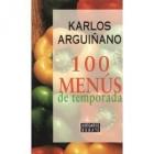 100 menús de temporada