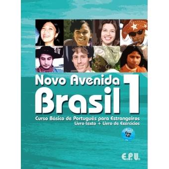 Novo Avenida Brasil 1. Livro texto + Livro de Exercícios + CD