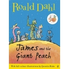 James and the Giant Peach (Paperback)
