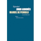 Epistolari Jordi Arbonès / Manuel de Pedrolo