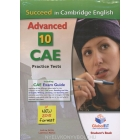 Succeed in Cambridge English Advanced (CAE) 10 Practice Tests + Self-Study Guide + CD-MP3 (New 2015 Format)