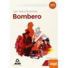 Bombero. Test Psicotécnicos. Edición 2014