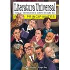 Literatura Universal para principiantes (Tomo II): Movimientos y autores del siglo XX