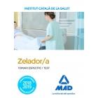 Temari Específic i Test Zelador/a de L'Institut Català de la Salut (ICS) (2018)