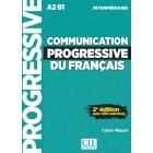 Communication progressive du français. A1.1-C1. Niveau intermédiaire. Per le Scuole superiori. Con CD-Audio