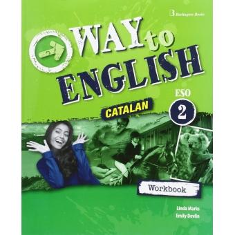WAY TO ENGLISH 2ºESO WB CATALAN 16