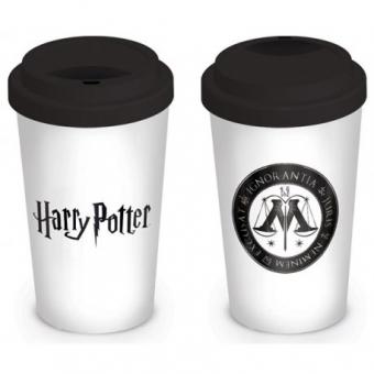 Harry Potter (Ministry of Magic) Ceramic Travel Mug