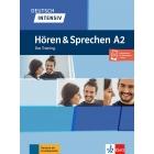 Deutsch Intensiv - Horen Und Sprechen A2