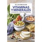 Vitaminas y minerales. Las bases de la dieta mediterránea