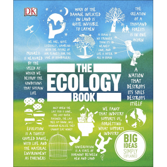 The Ecology Book (Big Ideas)