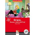 Grace, Romeo, Juliet and Fred. Livello 2 (A1-A2). Con CD Audio