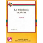 La psicología moderna.