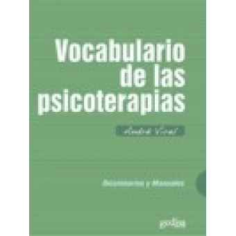 Vocabulario de las psicoterapias