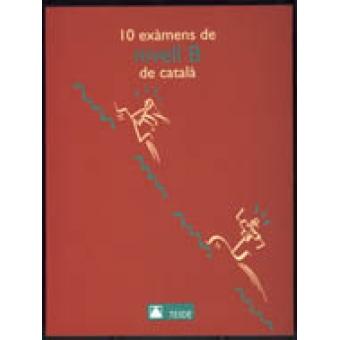 10 exàmens de nivell B de català