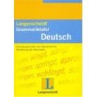 Langenscheidts Grammatiktafel Deutsch