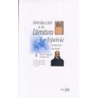 Introducción a la literatura española a través de los textos, I: de los orígenes al siglo XVII