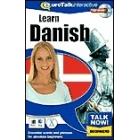 Talk Now:  Aprenda Danés.  Nivel elemental.  CD-ROM