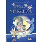 4 de poemas de Pablo Neruda y un amanecer en la isla