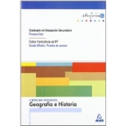 CFGM. Geografía e historia. Prueba de acceso