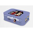 Lata Colección Mafalda 11 tomos Edición Limitada