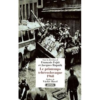 Le printemps tchécoslovaque 1968
