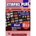 Etapas Plus B2.1 Libro del alumno + Libro de ejercicios + CD