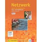 Netzwerk B1.2 Kurs-und Arbeitsbuch mit DVD und AudioCDs