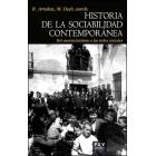 Historia de la sociabilidad contemporánea. Del asociacionismo a las redes sociales