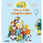 Jan y Julia cumplen años