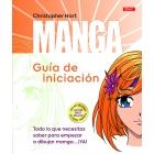 Manga. Guía de iniciación. Todo lo que necesitas saber para empezar a dibujar manga...¡ya!