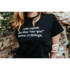 Samarreta La Incorrecta: Cada vegada que dius