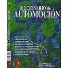Diccionario de automoción