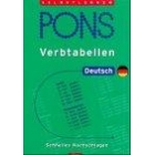 Pons Verbtabellen Deutsch.