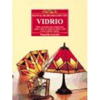 Manual de decoración con vidrio