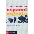 Diccionario de español urgente. Agencia  Efe