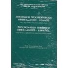 Diccionario jurídico neerlandés-español con índice alfabético español-neerlandés