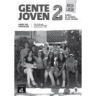 Gente joven 2. Libro del profesor. Nivel A1 -A2 (Nueva edición)