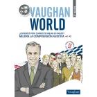 Vaughan World. Mejora la comprensión auditiva. Libro + 4 CDs