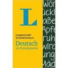Langenscheidt Schulwöterbuch Deutsch als Fremdsprache
