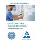 Tècnic/a Especialista de Grau Mitjà Sanitari en Cures Auxiliars d'Infermeria de l'Institut Català de la Salut (Català)